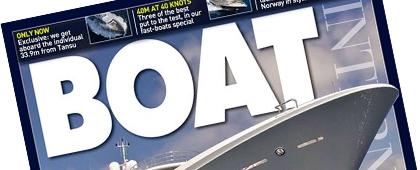 parution Boat International N°264