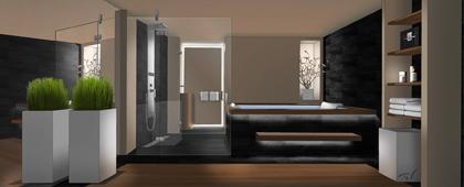design du spa privé